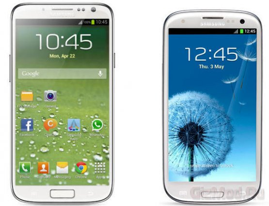 Неожиданно обнаружен рендер Samsung Galaxy S IV