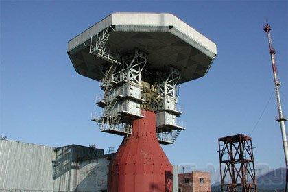 Испытания противоспутникового комплекса «Крона»
