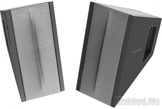 Стильная акустика Microlab - стереосистема FC10
