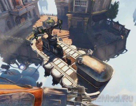 BioShock: Infinite свежий трейлер к экшену