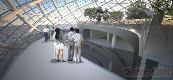 Из переработанных DVD и CD построят музей