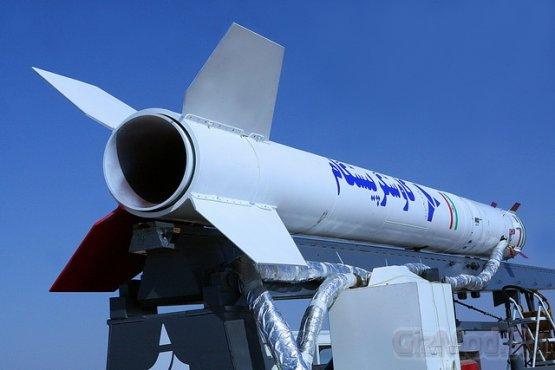 Иран успешно испытал ракету на обезьяне
