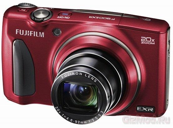 Компактный ультразум Fujifilm FinePix F900EXR