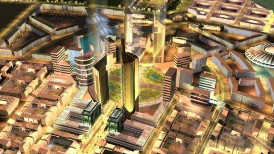 Город будущего появится в кении