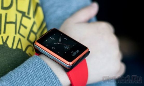Часы-телефон WiMe NanoWatch