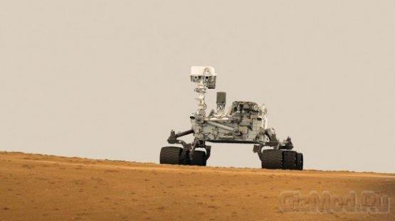 """Curiosity взялся за """"настоящее дело"""""""