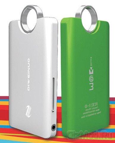 Diweinuo MOKA2 добавит две SIM-карты к вашему гаджету