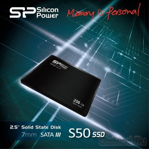 Silicon Power выпустила SSD диски для ультрабуков