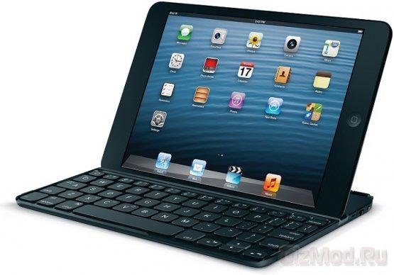 Мини-клавиатура для mini iPad от Logitech