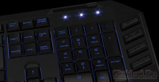 Игровая клавиатура Ozone Blade