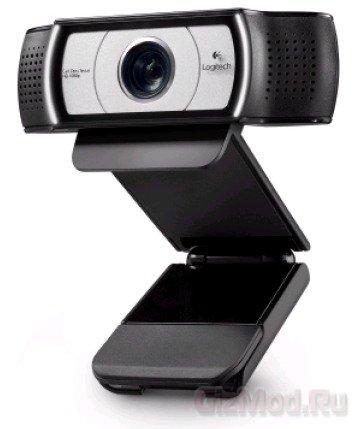 Logitech представила web-камеру C930e для бизнес-сегмента