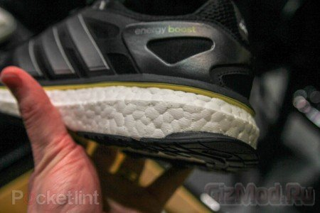 Adidas Boost - кросовки заставляющие бежать