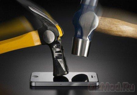 Rhino Shield конкурент Gorilla Glass на мобильном рынке