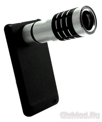 Samsung Galaxy S III получил объективы для камеры