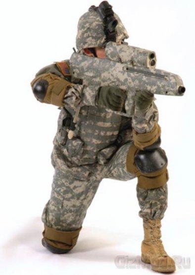 MIT работает над интерактивной военной униформой