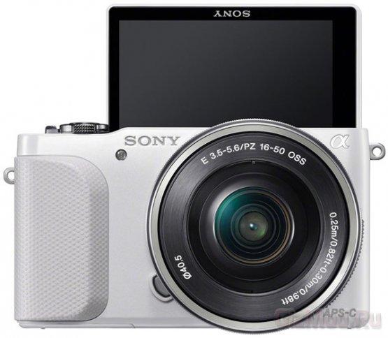Компактная беззеркалка Sony NEX-3N