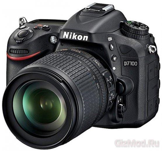 Зеркалка для начинающих Nikon D7100