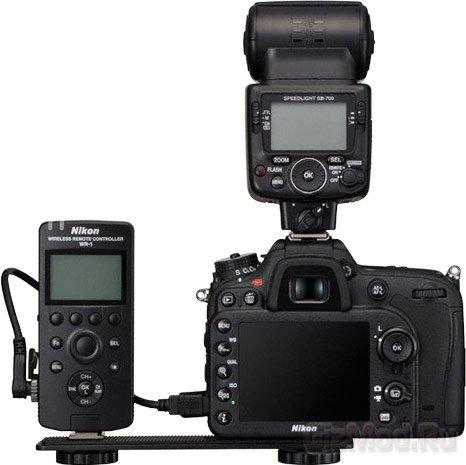 Беспроводной контроллер WR-1 для камер Nikon