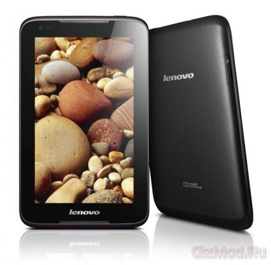Три новых планшета от Lenovo