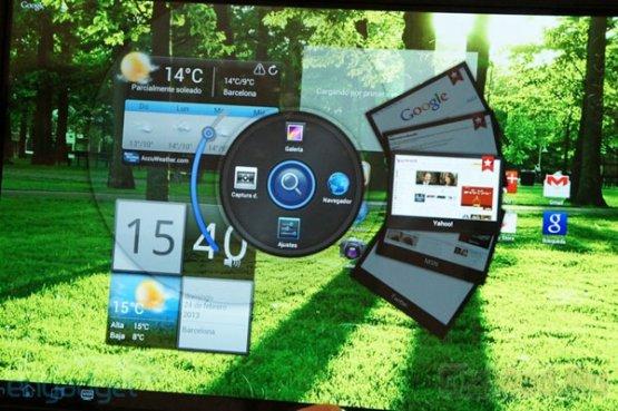 Acer установила Android в монитор Smart Display DA220HQL