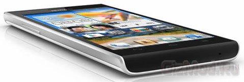 Huawei Ascend P2 представлен официально