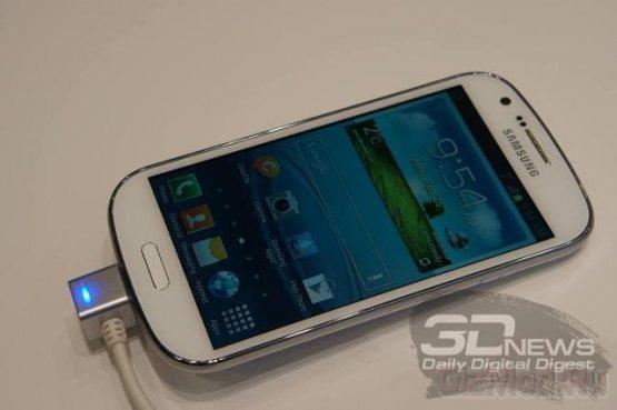 Samsung привезла на MWC 2013 четыре смартфона Galaxy