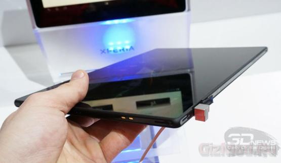 Некоторые детали и сроки продаж Sony Xperia Z и Tablet Z