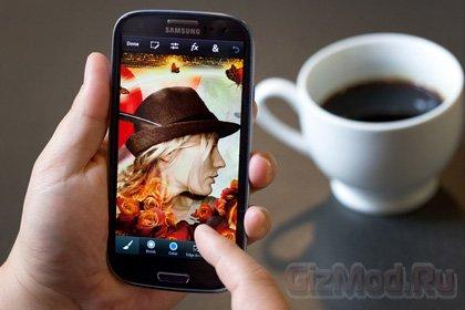 Photoshop Touch для смартфонов