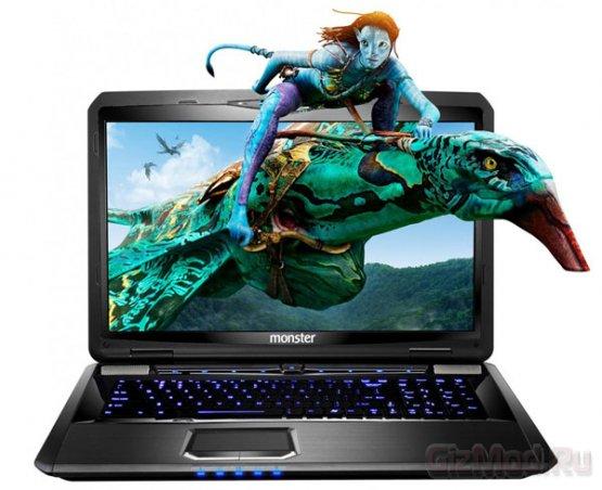 Игровые ноутбуки Monster Q48MS и Q47MS