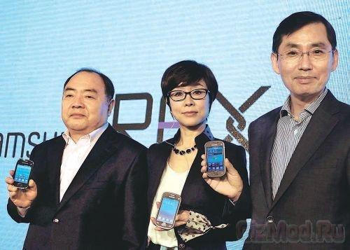 Samsung о пластиковых корпусах телефонов