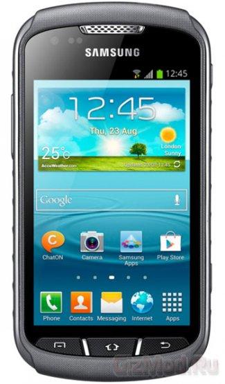Samsung Galaxy Xcover 2 поступил в продажу в Европе