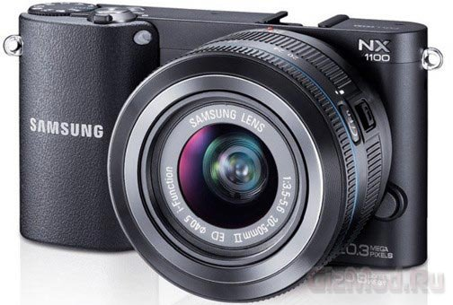 Вплыли характеристики беззеркалки Samsung NX1100