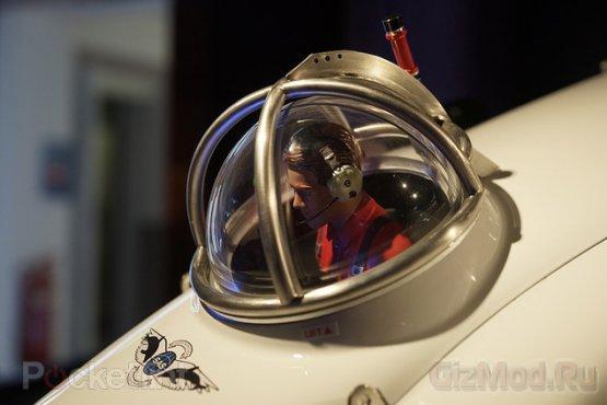 Двухместная подлодка Spymaster Orcasub за $2 млн