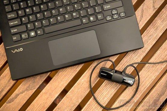 Водонепроницаемый плеер Sony Walkman W273