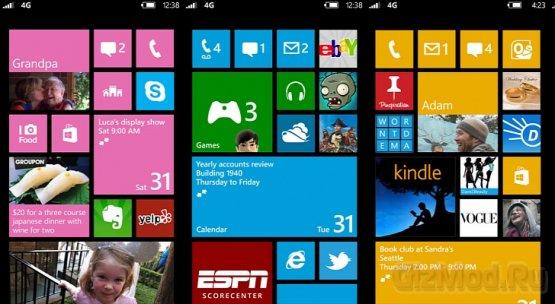 18 месяцев для Windows Phone 8