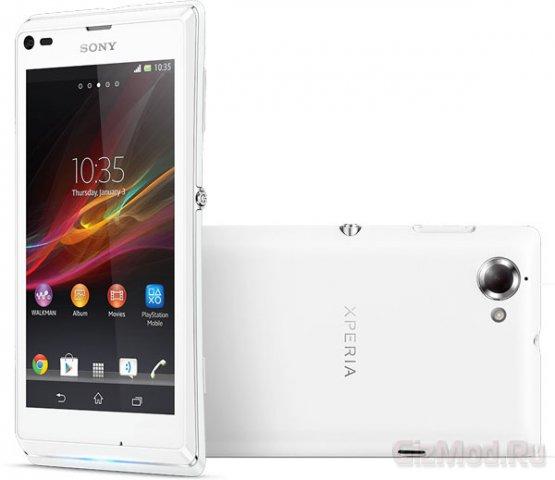 Представлены смартфоны Sony Xperia SP и Xperia L