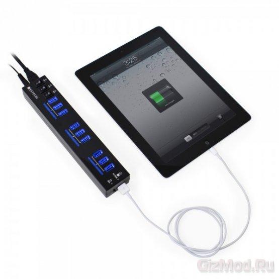 Концентратор USB 3.0 от Satechi