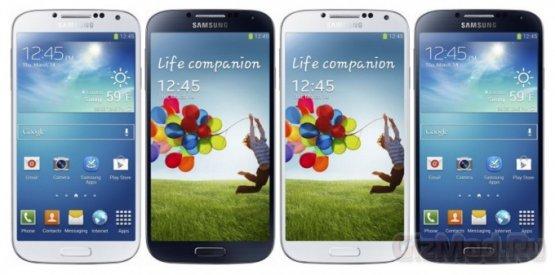 Samsung Galaxy S IV для Европы оценен в €600-700