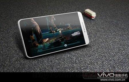 Vivo Xplay поддерживает управление взглядом и жестами