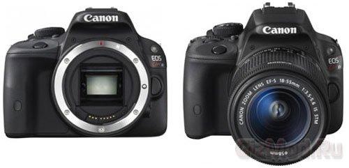 Фото мини-зеркалки Canon Kiss X7 (EOS-b)