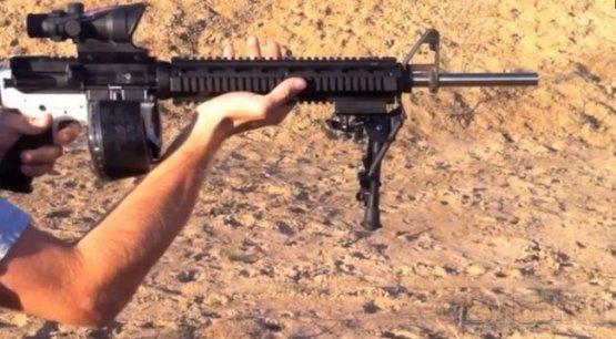 3D-печать оружия легализована