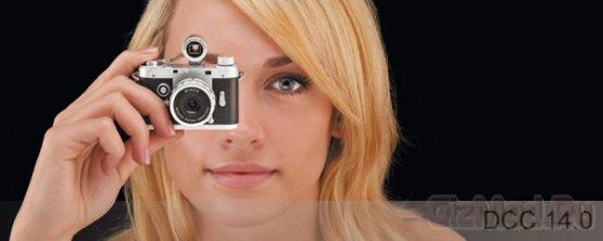 Minox выпустила компактную камеру в ретро-стиле