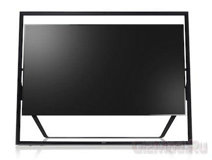 "Samsung просит $40 000 за Ultra HD 85"" телевизор S9"
