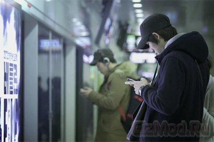 Киноафиши с хотспотами Wi-Fi