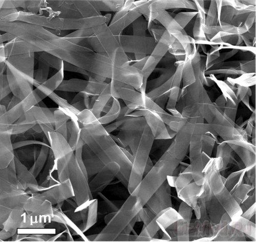 Наноленты с графеном модернизируют аккумуляторы