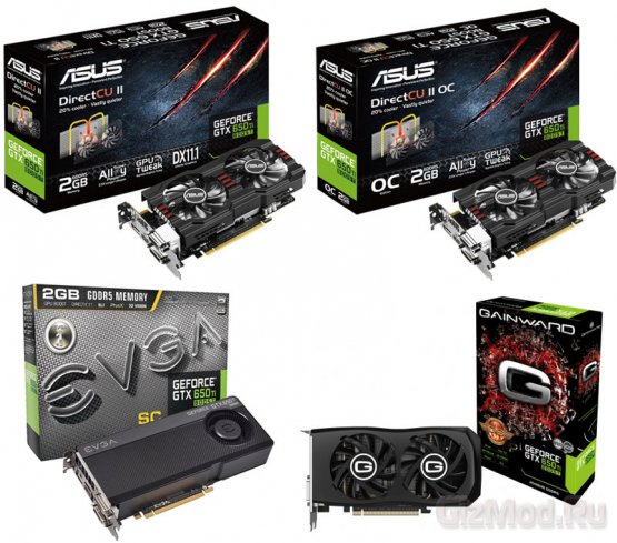 Видеокарта GeForce GTX 650 Ti Boost увидела свет