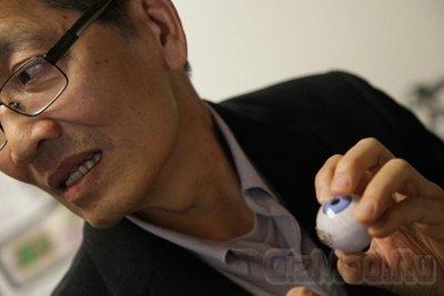 Первый бионический глаз для слепых