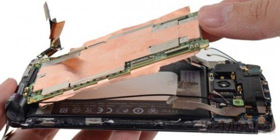 iFixit: починить HTC One, не повредив - не возможно