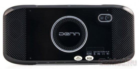 Игровой Android-планшет Denn DPE871 - обзор