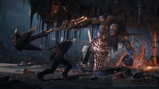 Свежие новости о Witcher 3